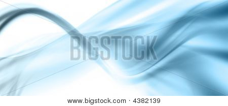 abstract Background in Blautönen
