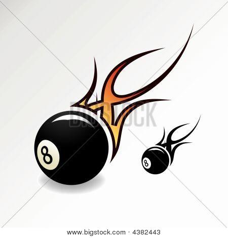 Eightball-flame.eps