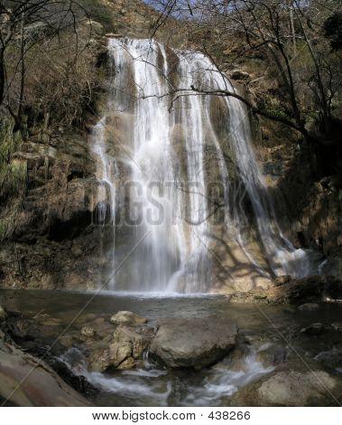 Los Angeles Waterfall