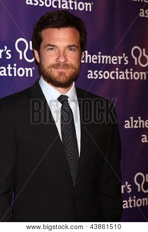 LOS ANGELES - MAR 20:  Jason Bateman arrives at the 21st Annual A Night at Sardi's to Benefit the Alzheimer's Association at the Beverly Hilton Hotel on March 20, 2013 in Beverly Hills, CA