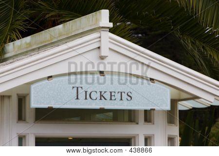 Tickets Kiosk