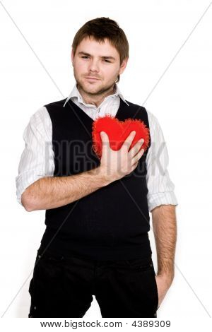 Man With Heart