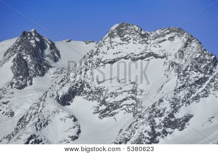 The Summit Of Weissmies