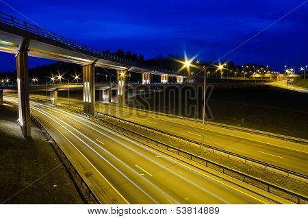 New Viaduct in Vilnius, Lazdynai