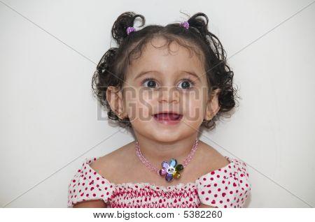 A Happy Girl