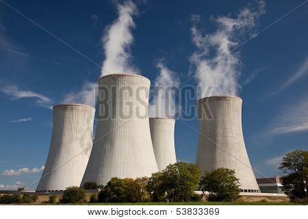 Nuclear Powerplant