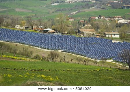 Pannelli Solar