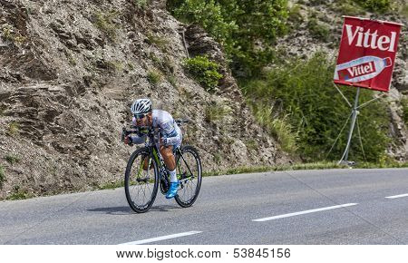 The Cyclist Simon Geschke