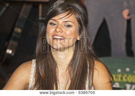 Megan Munroe - Cma Music Festival 2009
