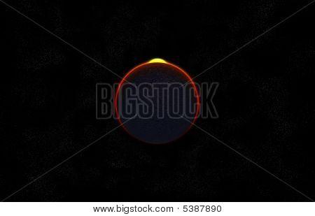 Alien World Eclipse