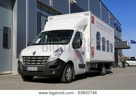 Renault Master 150.35 CC L3 Truck