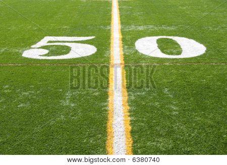Fifty Yard-line