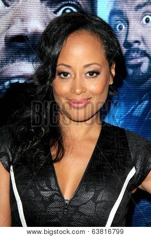 LOS ANGELES - APR 16:  Essence Atkins at the