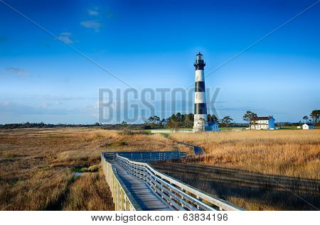 Bodie Island Lighthouse Cape Hatteras North Carolina