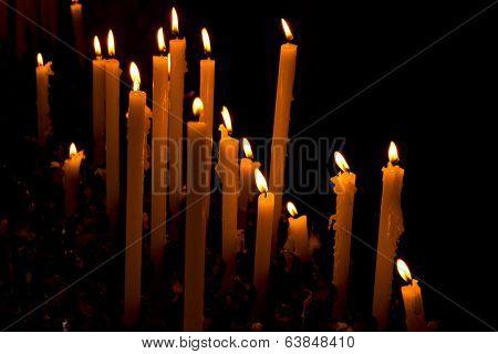 Church Votive Candles