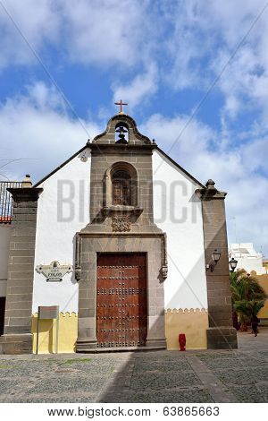 Ermita De San Antonio Abad Church