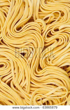 Ramen Noodle Texture