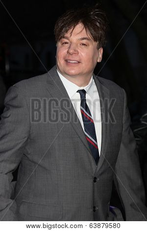 NEW YORK, NY - APRIL 23: Mike Myers attends the Vanity Fair Party during the 2014 Tribeca Film Festival at the State Supreme Courthouse on April 23, 2014 in New York City.
