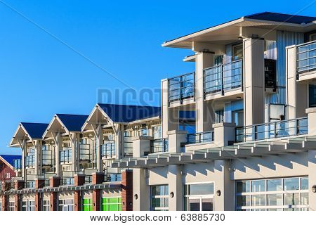 Apartment Buildings