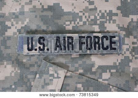 Us Air Force Uniform