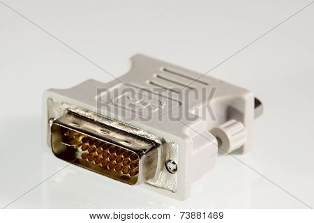 VGA to DVI display converter