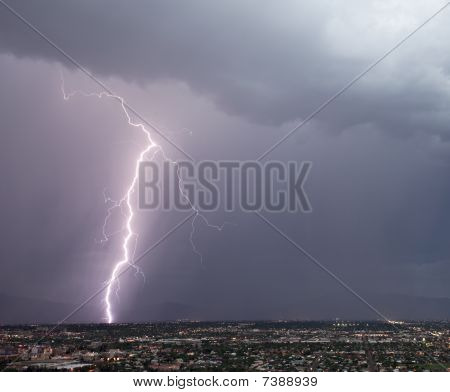 East Side Lightning