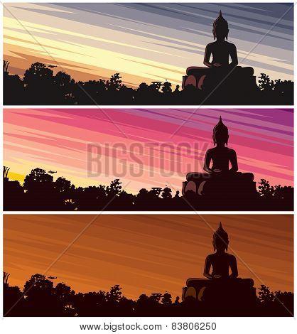 Buddha Dusk