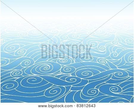 Wave 2 Seascape