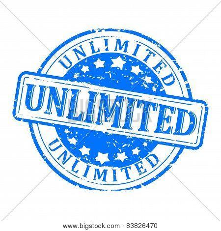 Damaged Blue Seal - Unlimited