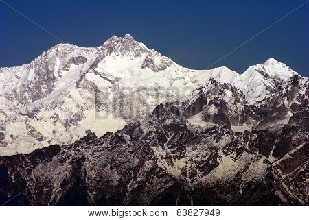 Himalayan Mountain range 3
