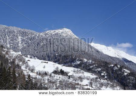 Ticino (switzerland) - Gotthard Massif