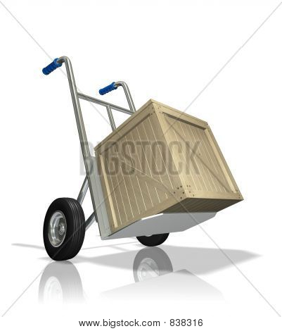 Delivery In The Crate