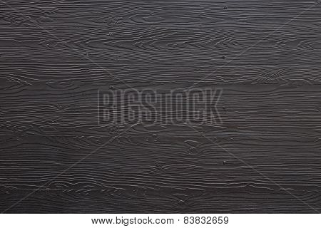 Wood Black Plank Texture Background