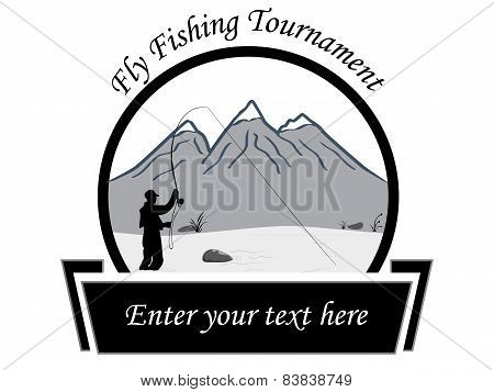 Fly fishing tournament