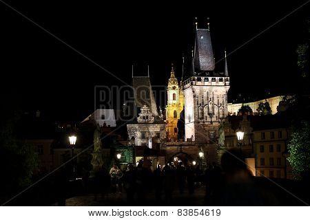 Prague Charles Bridge 02