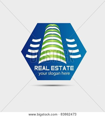 Real estate office Building