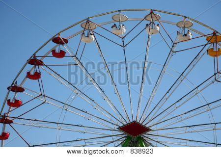Carnival ferris-wheel