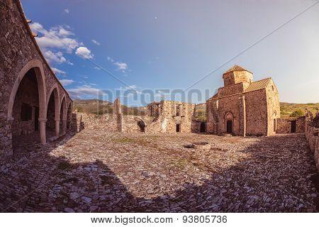 Panagia tou Sinti Monastery. Paphos district. Cyprus