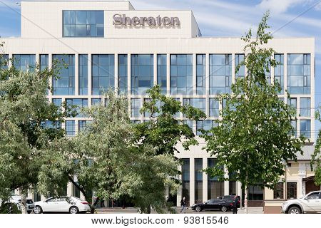 The Sheraton Hotel In Ufa