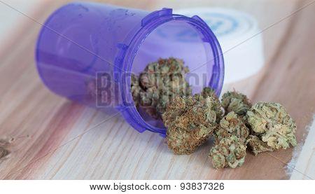 Medicinal Marijuana Hybrid Skywalker OG