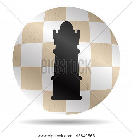 Icon Chess Queen