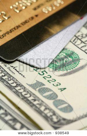 Kreditkarte hautnah