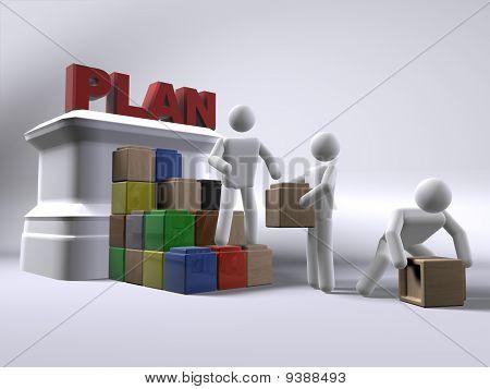 Building A Plan