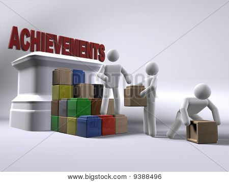 Building Achievements