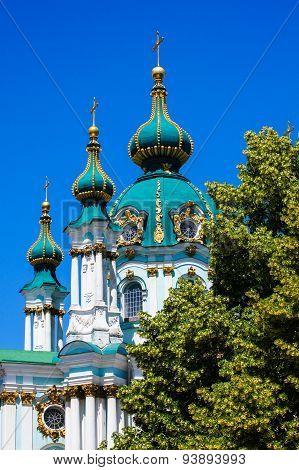 St. Andrew Church, Kyiv
