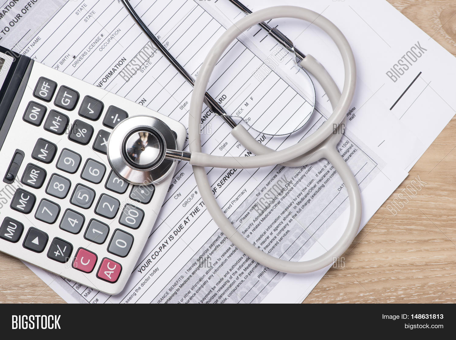 Health Care Costs Image Photo Free Trial Bigstock
