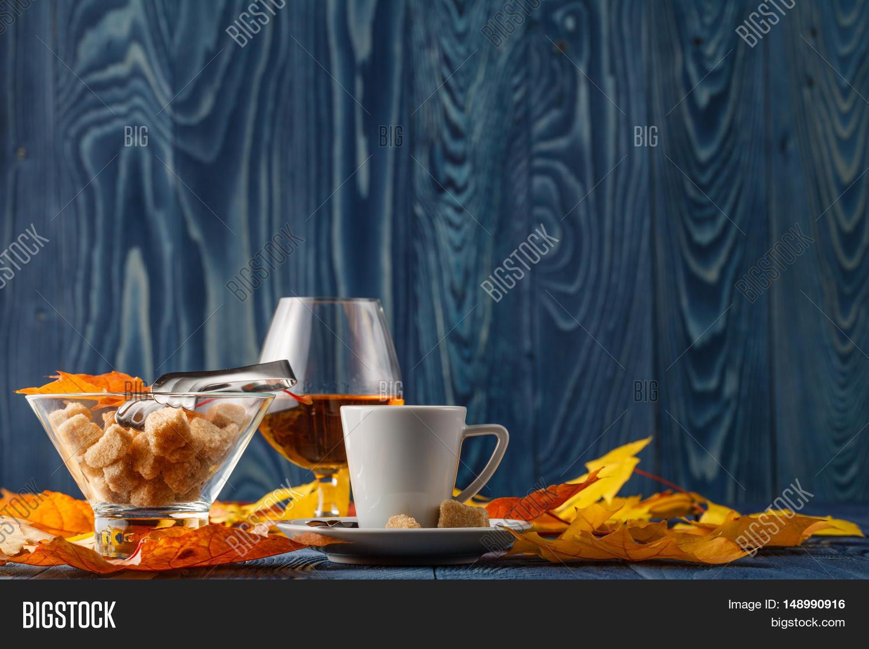 bfd9eee19a8 Set Coffee Cognac Image & Photo (Free Trial) | Bigstock
