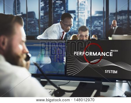 Analysis Process System Company Solution Concept
