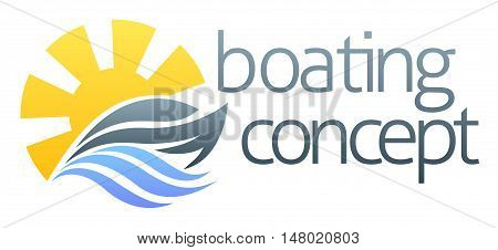 Speed Boat Or Yacht Design