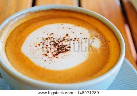 Hot coffee ,  cappuccino , coffee cup, coffee mug, espresso